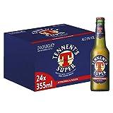 Tennent's Super Birra, Bottiglia - Pacco da 24 x 355 ml