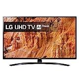 LG TV LED 4K AI Ultra HD,55UM7400PLB, Smart TV 55', 4K Active HDR