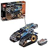 LEGO Technic Stunt Racer Telecomandato, Replica di Auto da Corsa 2in1 con Funzioni Motorizzate, Set di Costruzioni, Collezione Veicoli da Corsa, 42095