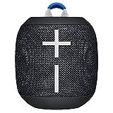 Ultimate Ears Wonderboom 2 Altoparlanti Bluetooth Wireless Portatili, Suono 360°, Bassi Potenti, Outdoor Boost, Impermeabile, Accoppia 2 Speaker per True Stereo, Batteria 13 ore, Nero