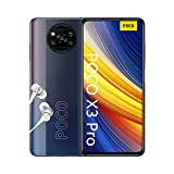 "POCO X3 Pro - Smartphone 8GB RAM, 256GB ROM, 6,67"" 120Hz FHD+ DotDisplay, Snapdragon 860, 48MP Quad Camera, 5160mAh, Phantom Black (Versione Italia + 2 Anni di Garanzia)"