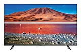 Samsung TV UE43TU7190UXZT Smart TV 43' Serie TU7190, Crystal UHD 4K, Wi-Fi, 2020,Argento, compatibile con Alexa