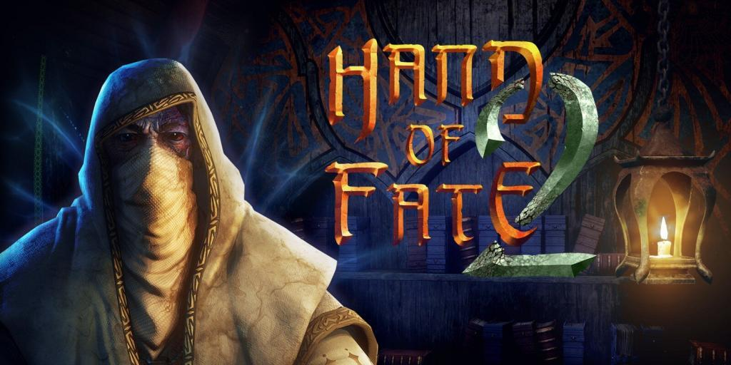 Hand Of Fate 2 Gratis Epic Games Store