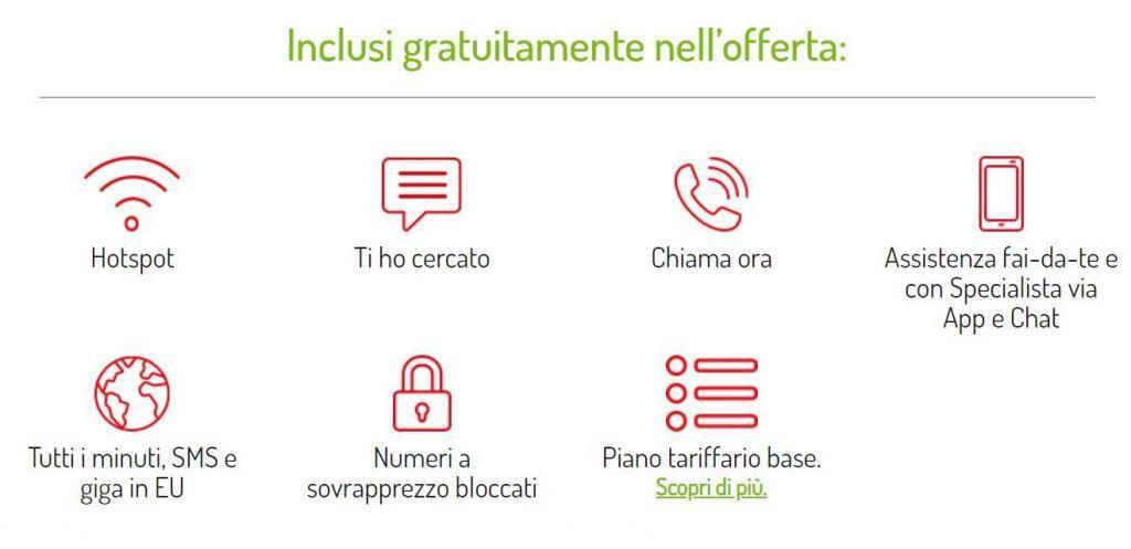 Offerta coopvoce bonus 30 euro