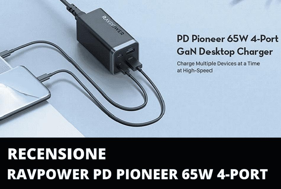 RAVPower PD Pioneer 65W