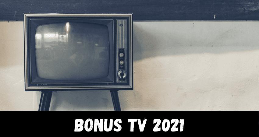 Ecco come richiedere il Bonus Tv 2021