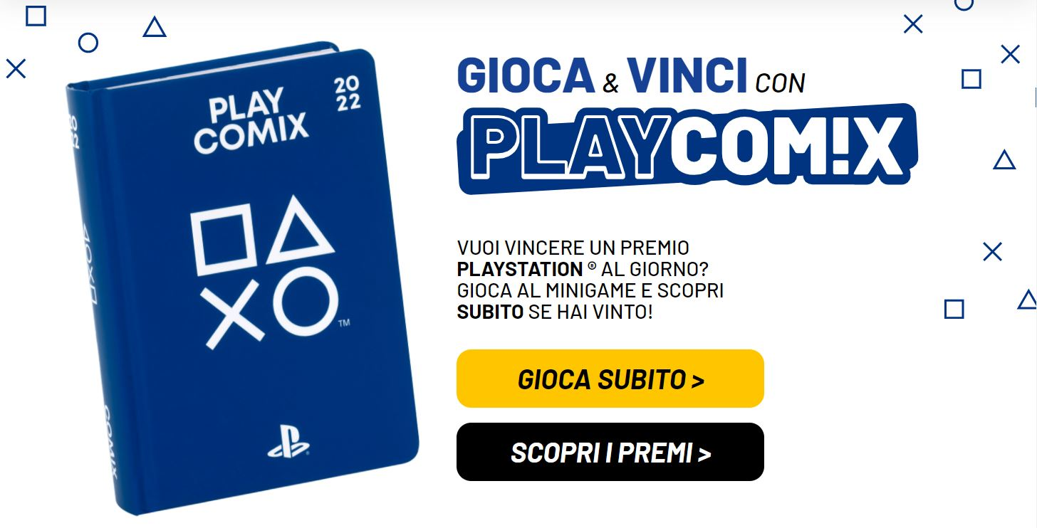 Play Comix Vita da comix 2022
