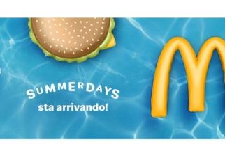 Summerdays McDonald's