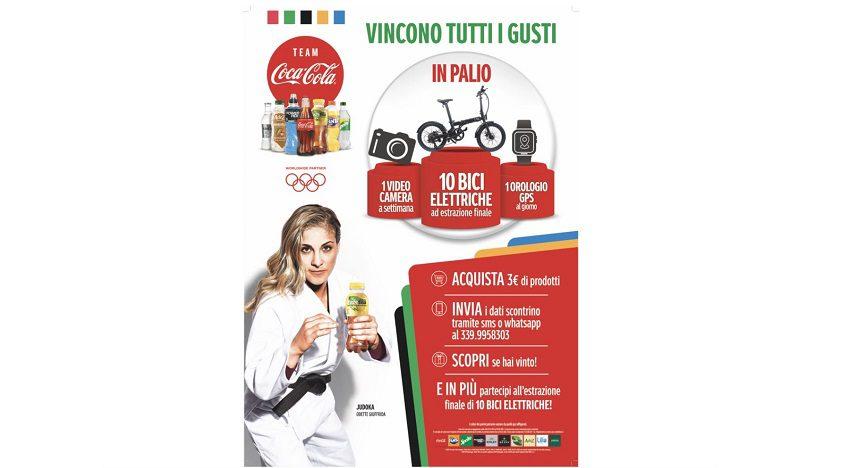 Concorso coca cola & Olimpiadi